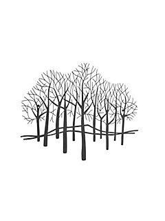 heine home - Wanddecoratie »Bomen«