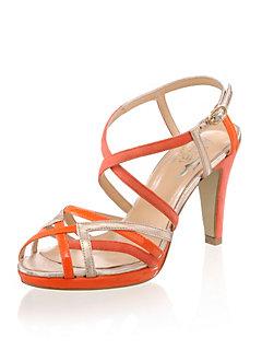 ALBA MODA RED TREND - Sandaaltjes