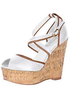 Andrea Conti - Sandaaltjes met sleehak