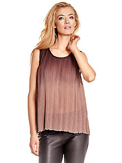 Travel Couture - Geweven top