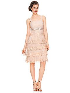 Ashley Brooke Event - Kanten jurk