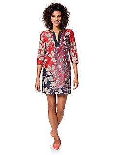 Heine - Gedessineerde jurk