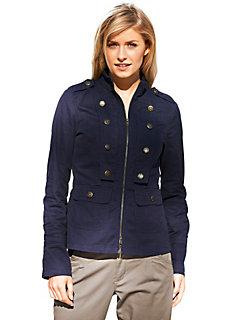 Military-blazer