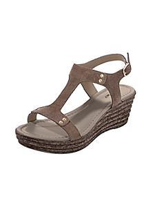 Heine - Sandaaltjes met sleehak